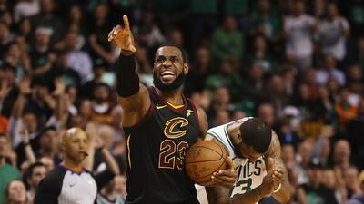 LeBron James lideró a los Cavs y jugará las Finales de la NBA por octava vez consecutiva