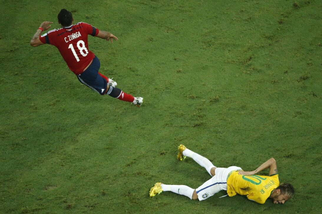 James Rodríguez y otros futbolistas que han sido amenazados de muerte Ne...