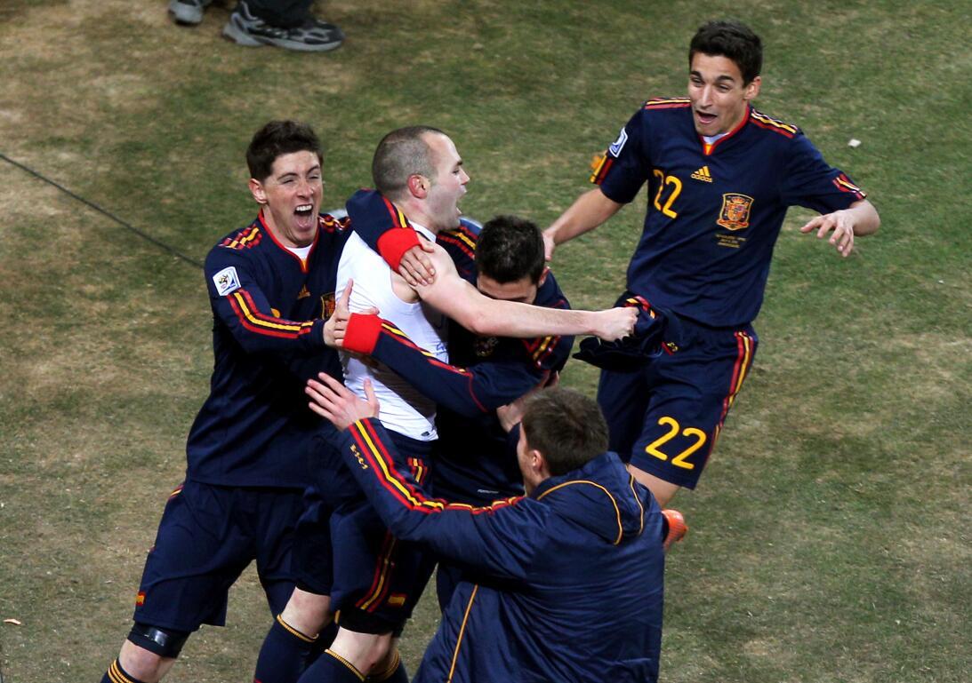 Historias de Mundiales: la emotiva celebración en el gol del título más...