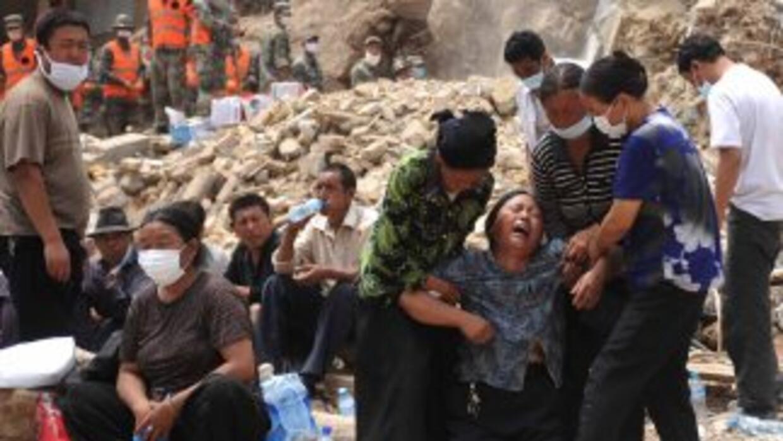 El gobierno de Pekín decretó un día de duelo nacional por las víctimas d...