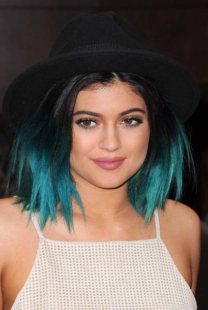 Y su hermana Kylie Jenner, que hasta ahora sólo figura con algunos escán...