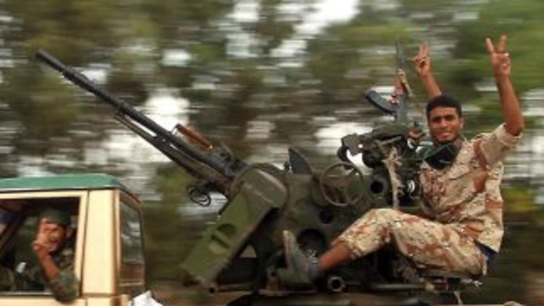 La operación militar en Libia fue lanzada bajo el amparo de las resoluci...
