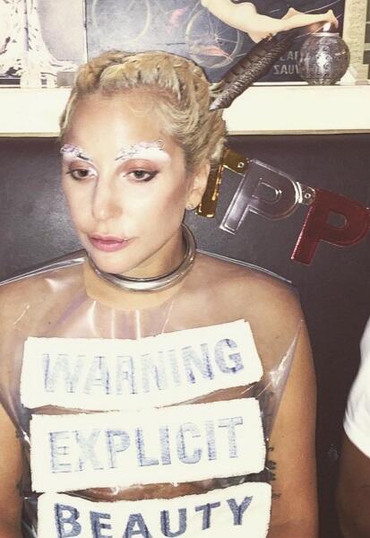 Miley Cyrus y Lady Gaga