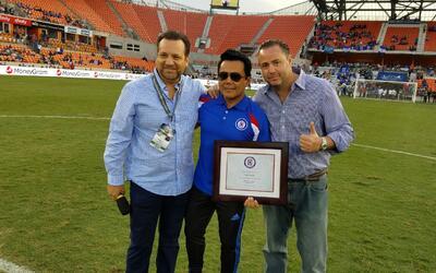 Cruz Azul - Raul Brindis