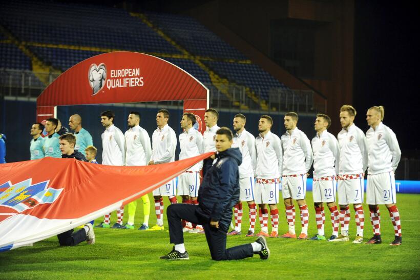 (UEFA / Grupo I) 1. Croacia