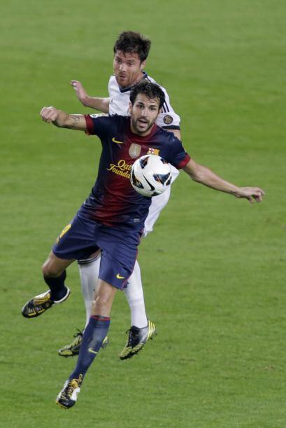 La presión del Real Madrid los hizo ganarse algunas amonestaciones, mien...