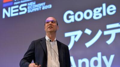 Andy Rubin dejó el desarrollo del sistema Android para comenzar a crear...