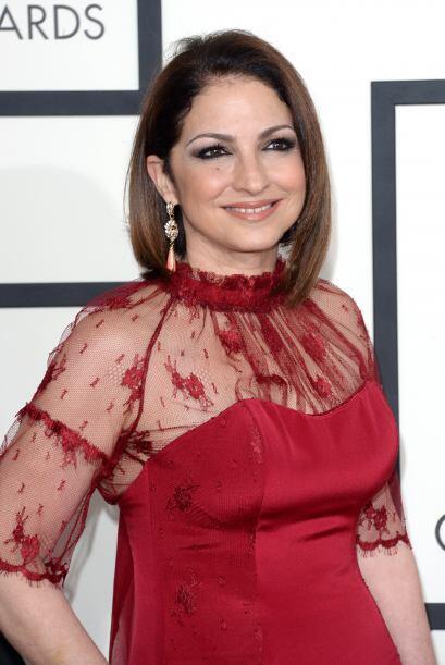 El talento latino también brilló de manera increíble gracias a Gloria Es...