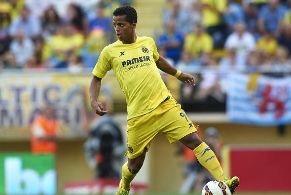 Giovani Dos Santos tardó en encontrar la estabilidad en un equipo, luego...