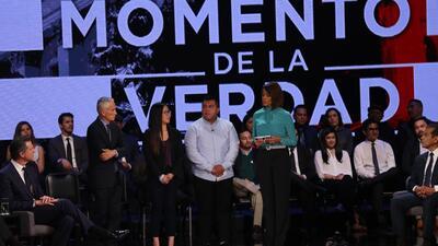 Los dreamers Erick Leyva y Marcela Zhou, originarios de México, hicieron...