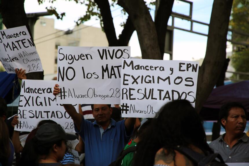 Estos son los desaparecidos del 286 de Álvaro Obregón y59a8388.JPG