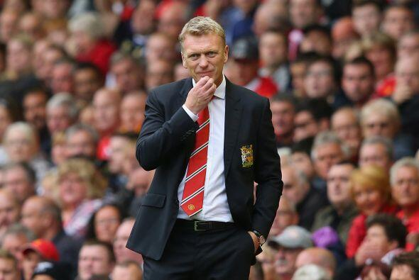 El United sufrió su primera derrota de la temporada y David Moyes debe t...