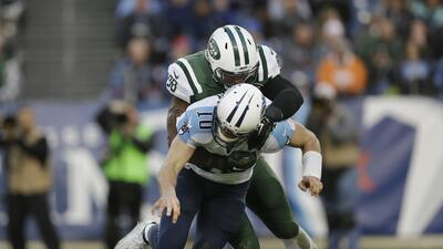 Highlights Semana 15: New York Jets vs. Tennessee Titans