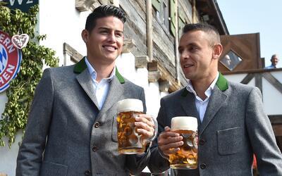 El Bayern Múnich niega que Thiago Alcántara ya haya firmado gettyimages-...