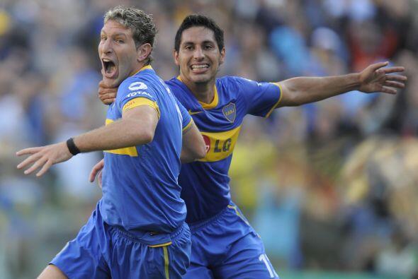 Martín Palermo sigue haciendo historia en el fútbol argent...
