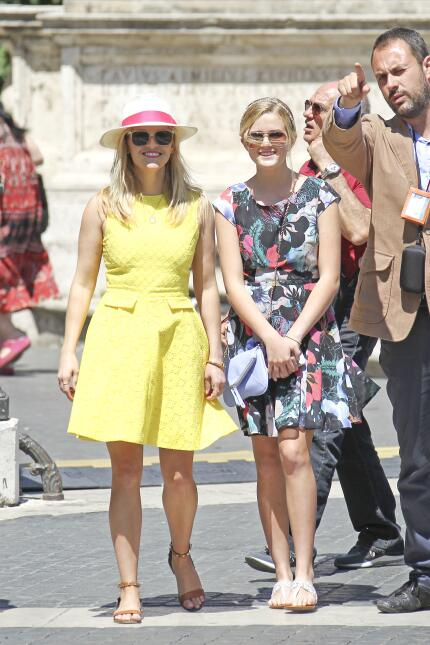 Reese Witherspoon y su hija Ava