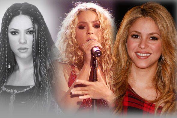 Shakira salió de Colombia para comerse al mundo entero. Fotos: So...