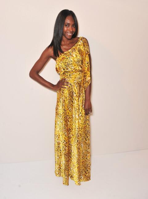 Princesa Keisha Omilana de Nigeria