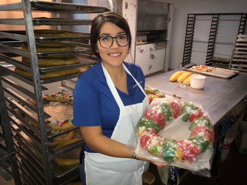 En fotos: La Rosca de Reyes traspasó la frontera para convertirse en el...