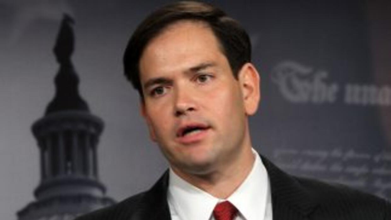 Marco Rubio ganó su banca con el apoyo de activistas del ultraconservado...