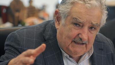 El presidente de Uruguay critica a México por Ayotzinapa