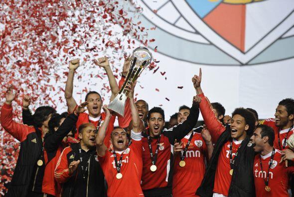 La Copa de la Liga portuguesa, competencia que se disputa desde el 2007,...