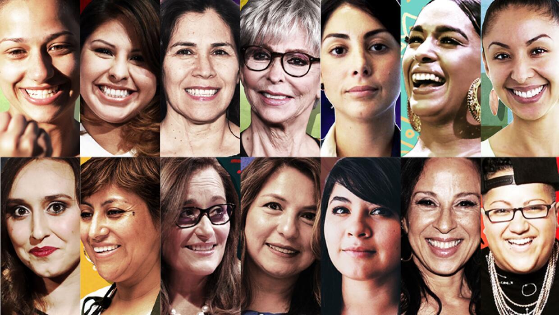 Mujeres que están abriendo caminos.