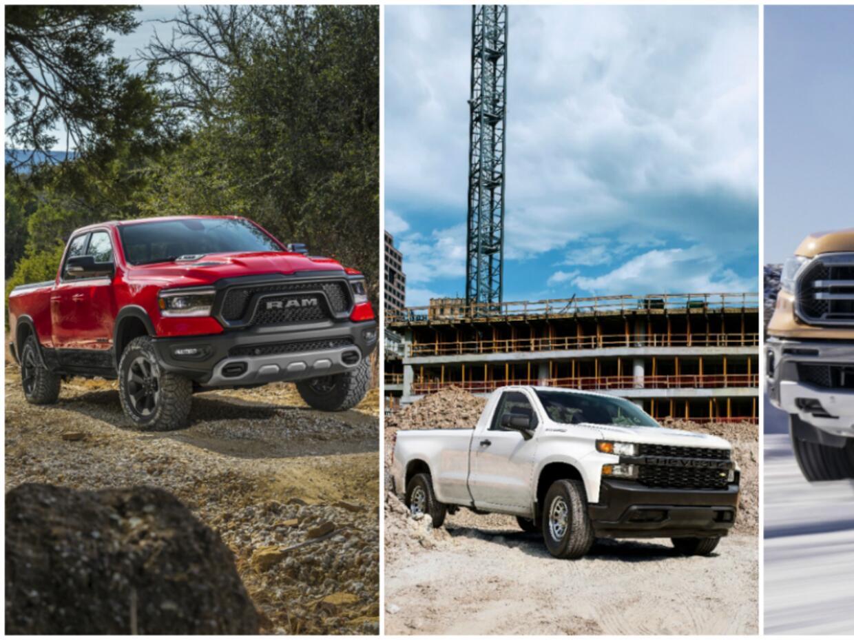las nuevas pickups del auto show de detroit 2018