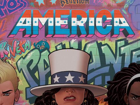 Gabby Rivera America