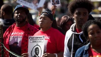 Miles conmemoran en Washington la 'Marcha del Millón'