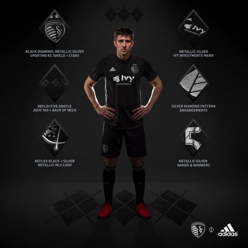 Todas las camisetas que estrenarán los clubes de la MLS en la temporada...