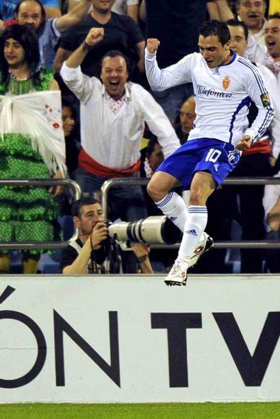 El Zaragoza opuso resistencia y Adrián Colunga igualó momentáneamente el...