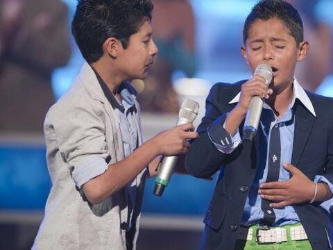 Esta novena gala del show, los pequeños cantantes dedicaron sus c...