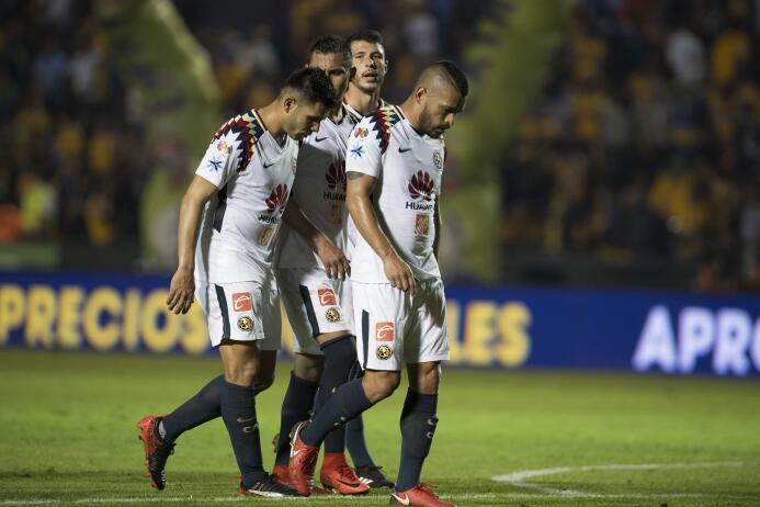 En fotos: Tigres es finalista tras 'bailar' al América Liguilla Apertura...