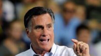 El candidato presidencial republicano también prometió instrumentar una...