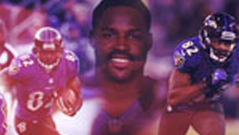 La historia del receptor de los Baltimore Ravens.