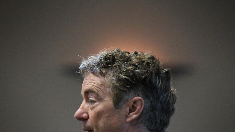 Rand Paul se sale del debate republicano y entra en los medios rand%20pa...