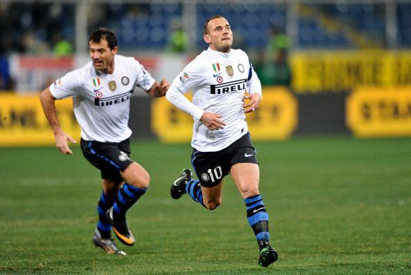 Vaya jornada dominical que se presentó en la fecha 27 de la Liga italiana.