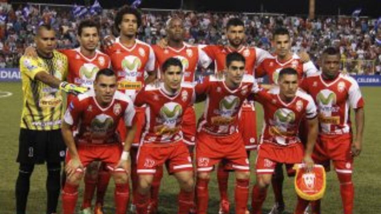 El Real Estelí de nicaragua recibe al Sporting Kansas City en la CONCACAF.