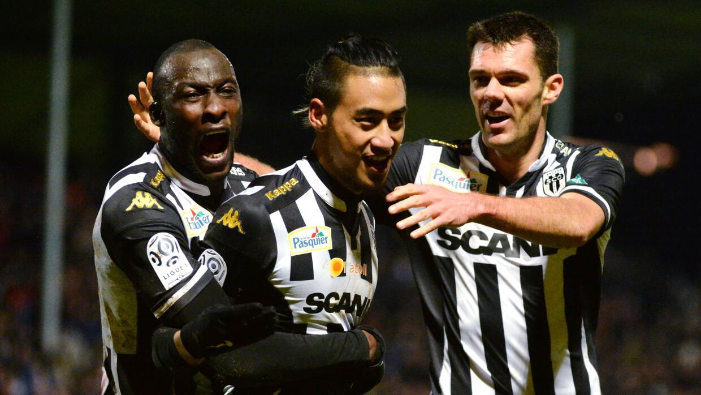 El Angers vuelve al segundo lugar de Francia.