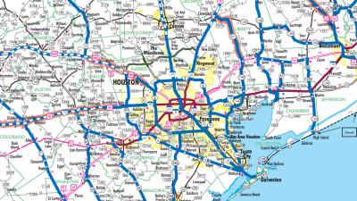 Los Mapas Que Necesitas Si Tienes Que Evacuar Y No Sabes Qué Ruta - Mapas de texas