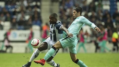 Rayados y Guerreros empataron a un gol.