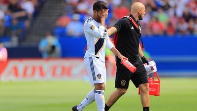 """Jona dos Santos frustrado por resultados de LA Galaxy pero dispuesto a batallar: """"Se vale soñar"""""""