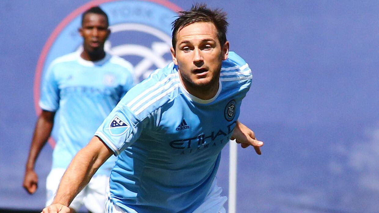 Frank Lampard, New York City FC