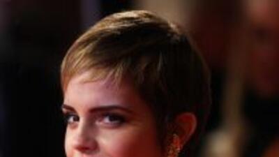 Emma Watson dejó la universidad.