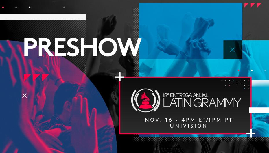 EN VIVO: Backstage Latin Grammy 2017 | Latin Grammy preshow.png