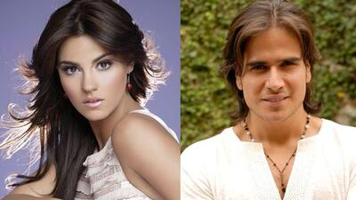 Ellos formarán la pareja romántica de la nueva telenovela de Nathalie La...