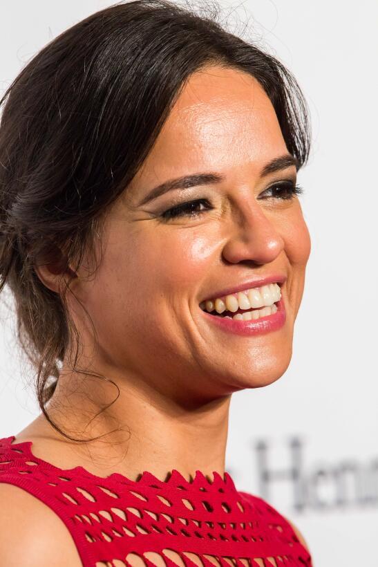 Michelle Rodríguez, la sensual 'boxeadora' de Hollywood GettyImages-5165...