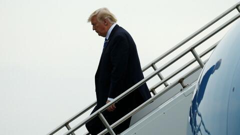 Nueva polémica en el gobierno de Trump: su reacción ante los actos de vi...