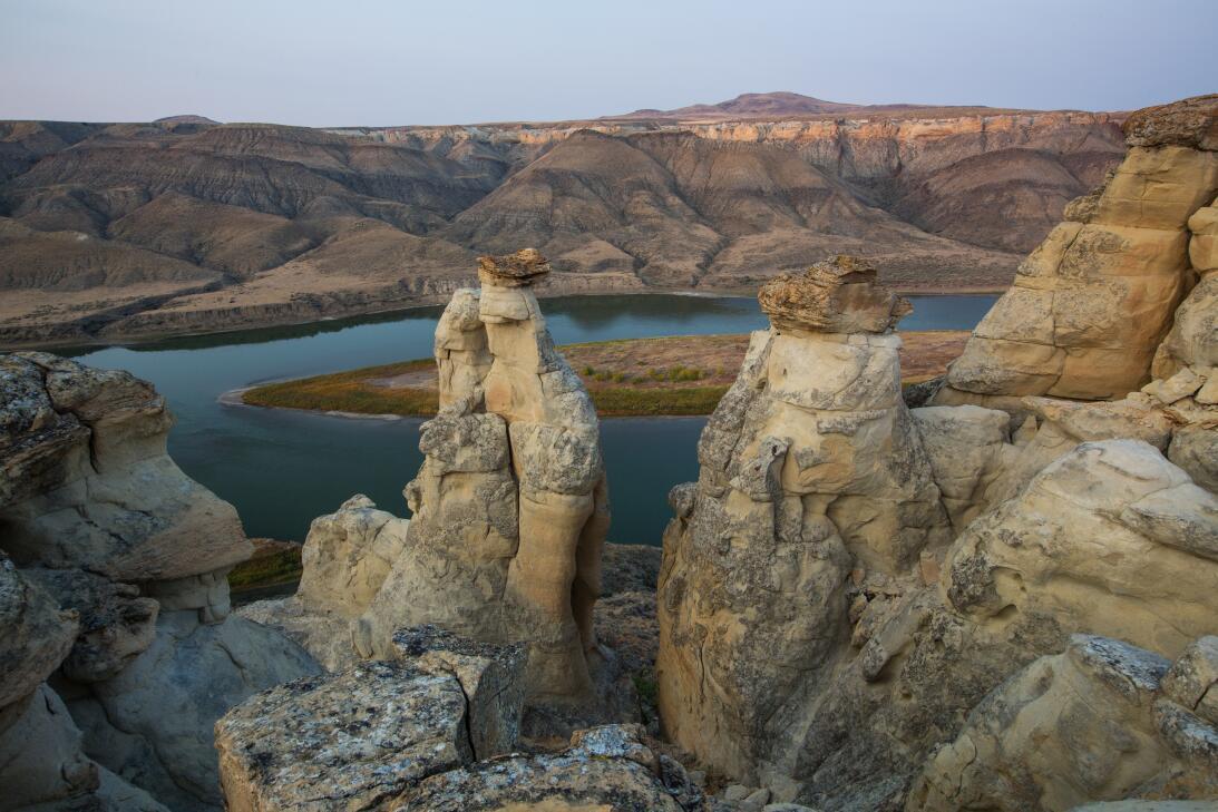 Upper Missouri River Breaks (Montana)
